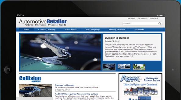Automotive Retailers Publishing Ltd