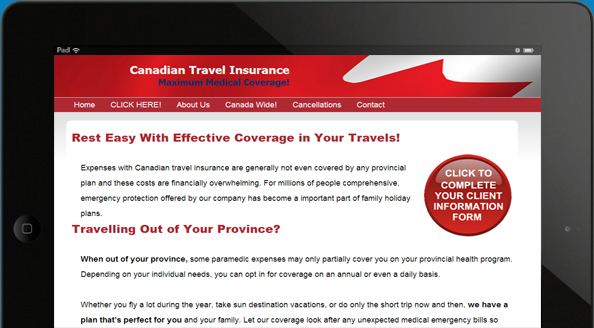 canadian travel insurance