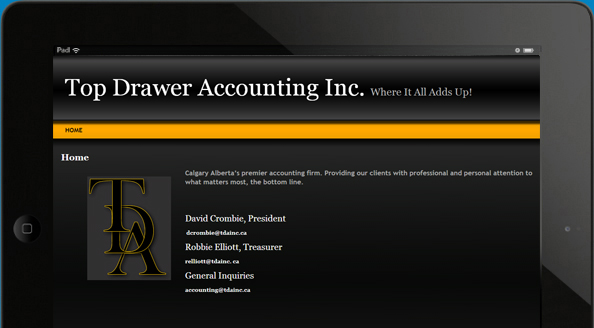 top drawer accounting